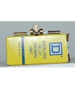Square D B22 0 Overload Relay Thermal Unit USA UL Listed CSA Certified - $21.99