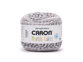 Caron Marble Cakes Yarn in Cookies and Cream #21008
