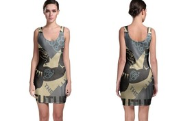 Black Panther wakanda Bodycon Dress - $22.99+