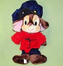 "Vintage Fievel Mousekewitz Sears 22"" 1986 American Tail Plush Stuffed Animal Toy - $37.39"