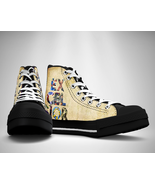 Stan Lee Canvas Sneakers Shoes - $29.99