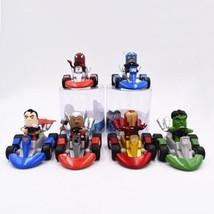Spiderman Batman Superman Ironman Hulk Captain America Thor Figure Toys/... - $19.99