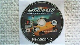 Need for Speed: Hot Pursuit 2 (Sony PlayStation 2, 2002) - $7.85