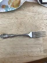 Brahms Oneida Stainless Flatware Dinner Fork - $20.56