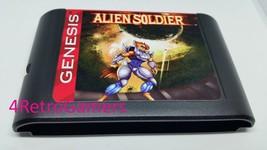 Alien Soldier - Sega Genesis - $17.82