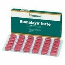 4 X 60 tablets Himalaya Herbals Rumalaya Forte - Genuine Product( Free S... - $20.52