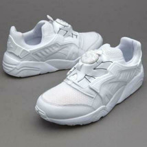 Men 9.5Us Puma Disc Blaze Ct cm White - $113.99
