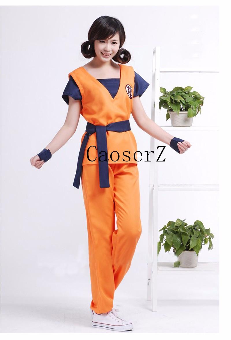 8ab84460 Dragon Ball Z Son Goku Cosplay Costume and 50 similar items. 01 dragon ball