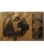 One Piece / Naruto Shippuden Comiket NFS All-Star Coaster Set * Anime - $7.88