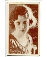 MAY MCAVOY-A PRIVATE SCANDAL-1920-Arcade Card G - $16.30