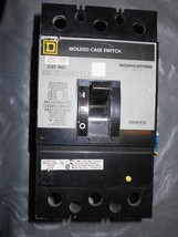 KAF36000M1212 600VAC 250VDC 250A 3Pole 42kA K-Frame Thermal Magnetic Aut... - $488.15