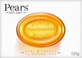 Pears Bar Soap with Natural Oils 125G - $13.98