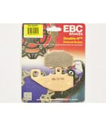 EBC HH Rear Brake Pads 06 07 08 09 10 11 650R 12 13 14 15 Ninja 650 FA192HH - $36.80