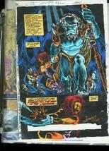 New Titans #109-DC Color Guides Prod. Art - $272.81