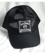 New Jack Daniels Old No 7 Brand Whiskey Field Tester Trucker baseball Hat - $48.46
