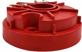 Red Pro Series Distributor Cap, Rotor Kit 6-Cylinder Male image 9