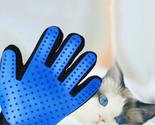 1Pc Pet Dog Cat Hair Remover Cleaning Brush Magic Glove  Massage Deshedding