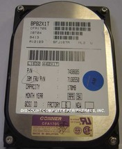 Conner CFA170S 170MB 3.5IN SCSI Drive Tested Good Free USA Shipping - $69.00