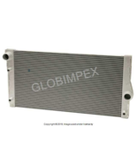 BMW 535i 535i GT 740i 740Li ActiveHybrid 5 (2011-2017) Radiator MAHLE BE... - $301.95