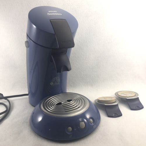 philips senseo coffee espresso maker hd 7810 blue coffee makers automatic. Black Bedroom Furniture Sets. Home Design Ideas