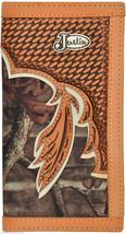 JUSTIN CAMO WESTERN BI-FOLD RODEO WALLET FULL-G... - $38.61