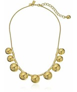 Kate Spade New York Ring It Up Gold-Tone Bubble Collar Necklace - Gold - $98.99