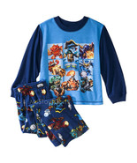NWT Skylanders Swap Force Boy 2-Piece Long-Sleeve Soft Comfy Pajama Set ... - $19.99