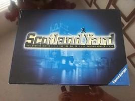 Scotland Yard Board Game – Hunting Mister X – Ravensburger 2000 London Pursuit - $39.55
