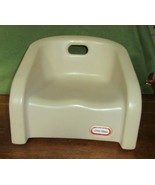 Vintage Little Tikes Childs Booster Seat Toddler Chair With Handle-USA!! - $29.95