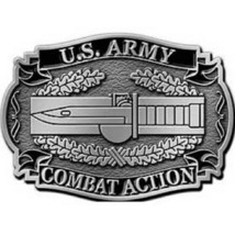 United States American Army CAB II Combat Action Belt Buckle - $18.76