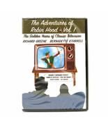 The Adventures of Robin Hood Volume 1 Dvd - $1.45