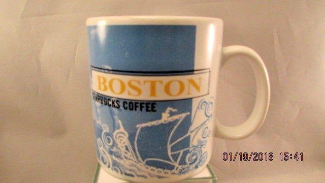 Collection And Starbucks 9 Mug Collage Boston City Items Similar Ybgf76vy