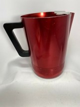 Regal Supreme Aluminum Drink Pitcher w/ Ice Lip MCM Kitchen Retro Decor ... - $16.65