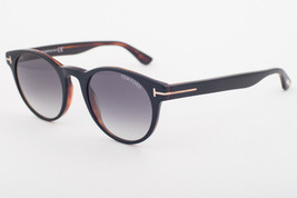 Tom Ford PALMER 522 05B Black / Gray Gradient Sunglasses TF522-05B - $195.02