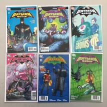 Lot of 6 Batman and Robin (2009) #2-4 6 11 13 VF Very Fine - $19.80