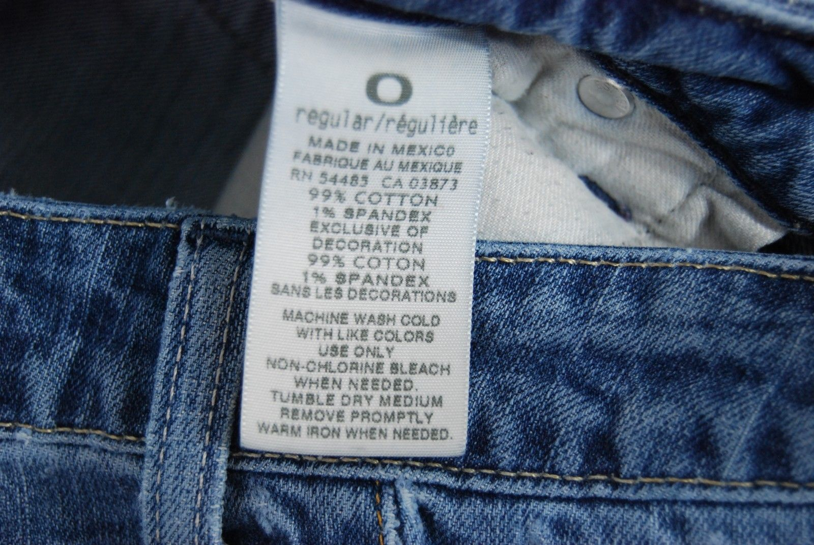 Women's American Eagle Skinny Jeans - Size 0 image 6
