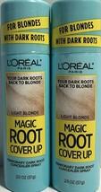 2 X L'oreal Paris Magic Root Cover Up Light Blonde 2 Fl Oz. Each - $11.99
