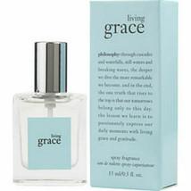 Philosophy Living Grace Edt Spray .5 Oz For Women - $24.50