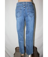 """LEE """"At the Waist"""" Women's Size 12 P Petite Relaxed Straight Leg Stretch... - $28.05"""