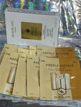 NIB NWT 5mL Guerlain Abeille Royale Double R Renew Repair Serum 8x.6mL Radiance image 1