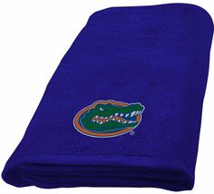 University of Florida Gators Hand Towel dimensions are 15 x 26 inches - $16.95