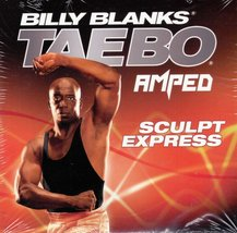 Billy Blanks Tae Bo Amped - Sculpt Express [DVD] [2008] - $4.99