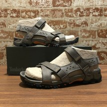 TIMBERLAND MEN'S ELDRIDGE LEATHER SANDALS STYLE 5824A065 SIZE 13 - $46.79