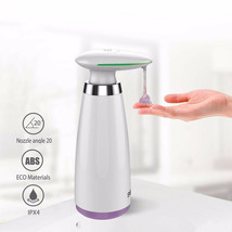 Svavo 340ml Automatic Soap Dispenser Touchless Bathroom Hand Free Saniti... - $44.99