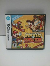 Mario vs. Donkey Kong: Mini-Land Mayhem (Nintendo DS, 2010) - $12.99