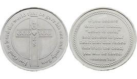 God Loves You Salvation Metal Coins (Pack of 24) - $17.95