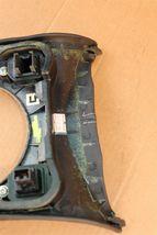 09-20 Nissan 370Z Z34 Center Console Auto Trans Shifter Bezel Trim Panel image 6