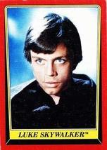 1983 Topps Star Wars Return of the Jedi #2 LUKE SKYWALKER Trading Card - $2.93