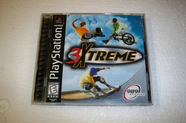 3Xtreme Sony PlayStation 1 1999  PS1  - $9.74