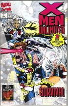 X-Men Unlimited Comic Book #1 Marvel Comics 1993 NEAR MINT NEW UNREAD - $5.94